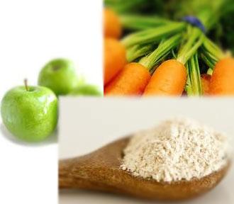 Pastel de Zanahoria con Manzana